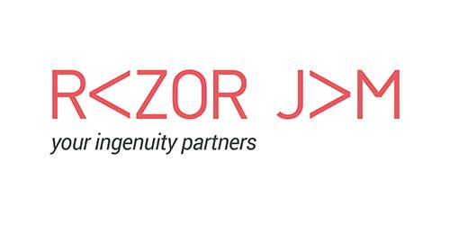 Razor Jam logo